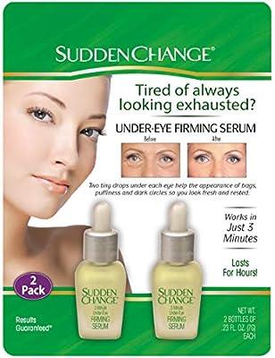 Sudden Change Under-Eye Firm Serum 2-Pack