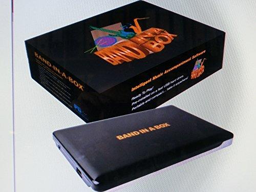 Preisvergleich Produktbild Band-in-a-Box 2016 Audiophile Edition PC,  dt.