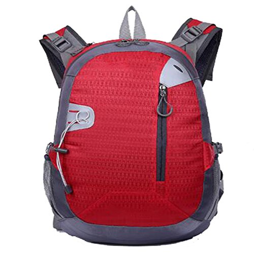 TUOZA Außensportpaket Rucksack Wandern Tasche Red1