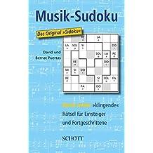 """Musik-Sudoku HP10/12: Noch mehr """"klingende"""" Rätsel für Einsteiger und Fortgeschrittene. Band 3."""