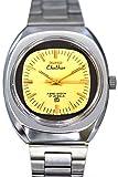 HMT Mechanical Yellow dial Men watch (CH...
