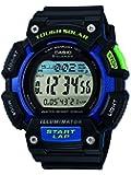 Casio Men's Watch Collection Digital Quartz Resin STL S110H 1BEF