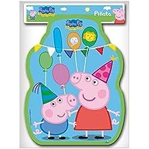 Peppa Pig - Piñata perfil, 33x46 cm (Verbetena 016000730)