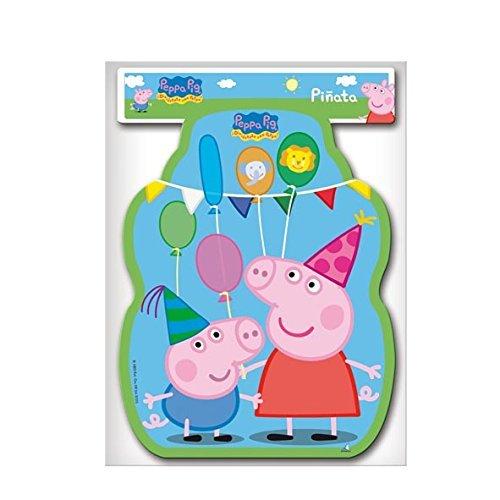 ta Profil, 33x 46cm (verbetena 016000730) (Peppa Pig-pinata)