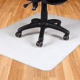 Bodenschutzmatte Bodenschutz 90x120cm Stuhl Unterlage Boden Matte Parkett