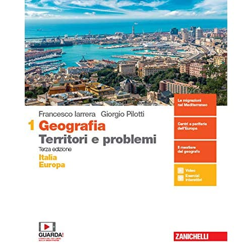 Geografia: Territori E Problemi. Per Le Scuole Superiori. Con E-Book. Con Espansione Online: 1