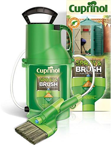 Cuprinol MPSB 2-in-1 Shed & Fence Paint Sprayer