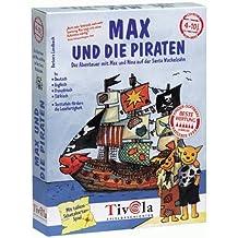 Max und die Piraten. Das Abenteuer mit Max und Nina auf der Santa Wackelzahn
