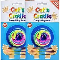 CRADLERZ PMS - Ficelle Magique Cats Cradles,, String Art