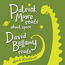 Patrick Moore and David Bellamy Read About Space and Dinosau
