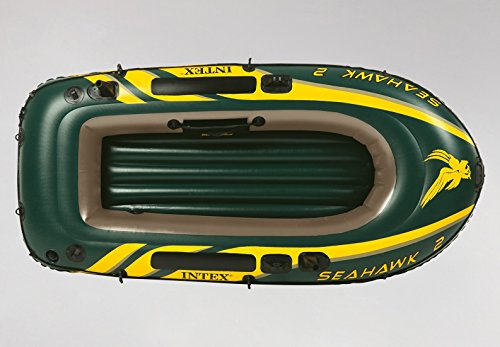 Intex Schlauchboot Seahawk 2 im Set - 7