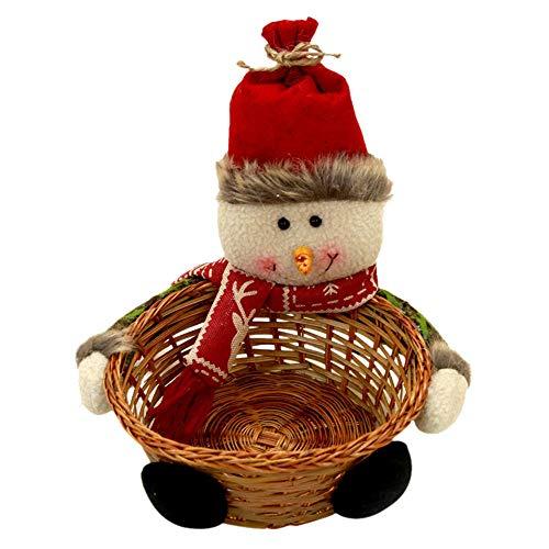 Lomire Cesta De Almacenaje para Navidad