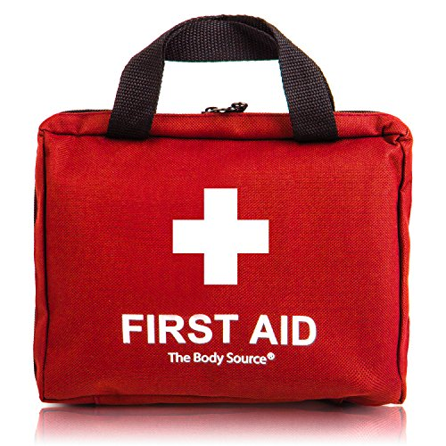 erste hilfe auto set Erste-Hilfe-Set mit Kühlakkus, Augenspülung und Rettungsdecke 90-teilig