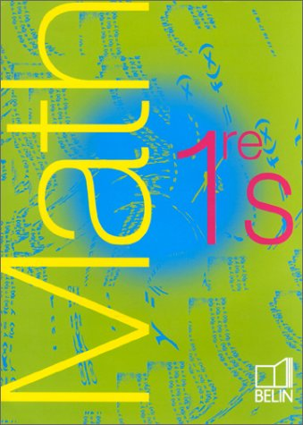 Art Book ý Math 1ere S Pdf By Bouvier µ Ebook Or Kindle Epub Free