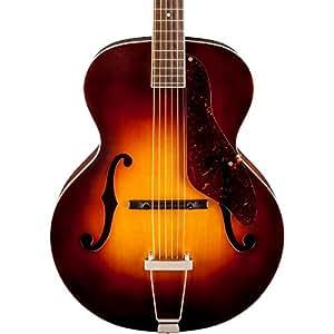gretsch g9550 new yorker acoustic electric guitars steel acoustic electrics. Black Bedroom Furniture Sets. Home Design Ideas