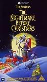 Tim Burton's The Nightmare Before Christmas [UK-Import] [VHS]
