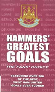 Hammers' Greatest Goals [VHS]