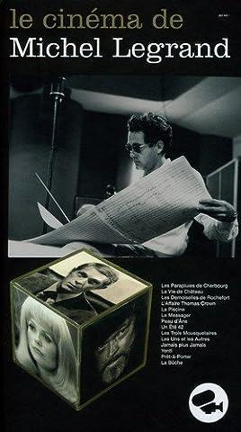 Ivry Gitlis - Le Cinéma de Michel Legrand (Coffret 4