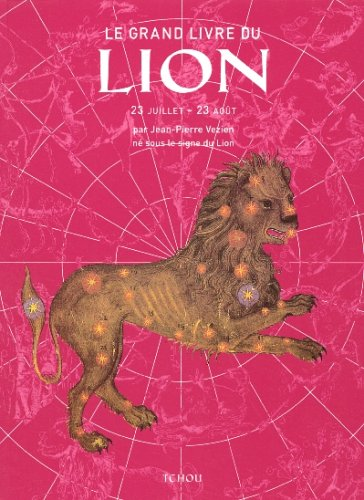 le-grand-livre-du-lion