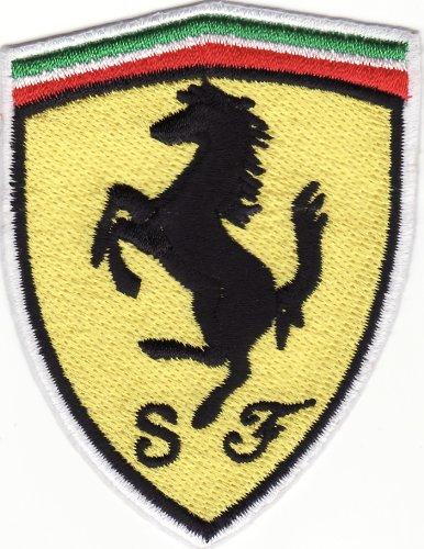 Logo Aufnäher / Iron on Patch
