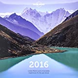 Lonely Planet Wall Calendar 2016 (Square)