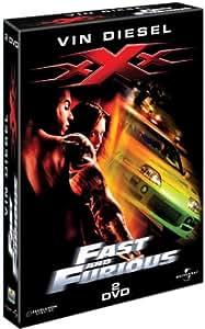 Coffret Vin Diesel 2 DVD : xXx / Fast and furious