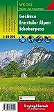 Freytag Berndt Wanderkarten, WK 062, Gesäuse - Ennstaler Alpen - Schoberpass, GPS, UTM - Maßstab 1:50 000