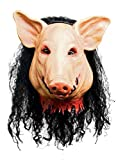 Unbekannt Saw Pig - Maschera horror lattice