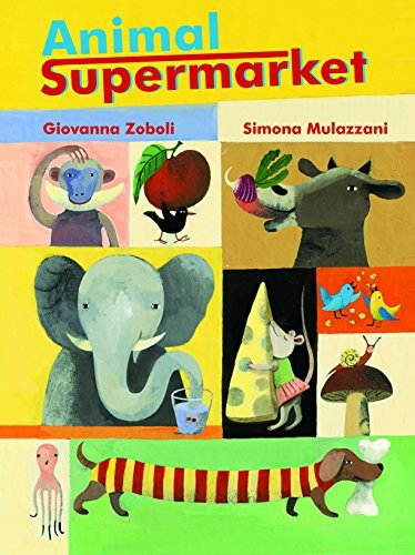 Animal Supermarket by Giovanna Zoboli (2015-04-16)