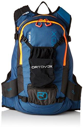 Ortovox Herren Free Rider 24 Rucksack, Night Blue, 56 x 32 x 15 cm, 24 Liter