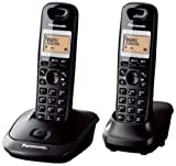 Panasonic – Kit di 2 telefoni cordless digitali wireless