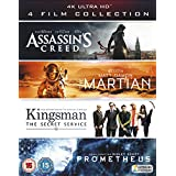 4K UHD Film Collection