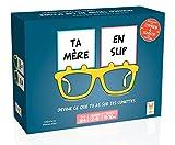 Topi Games- Jeux de Société-Ta Mère en Slip, 439001, Bleu