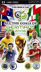 Fifa World Cup 2006 - All the Goals of Germany 2006 [UMD pour PSP]