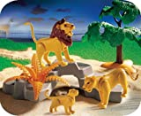 Playmobil 3239 - Löwenfamilie