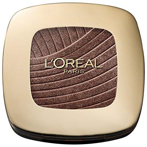 L'Oréal Make Up Designer Paris Color Riche l'Ombre Pure Ombretto, 502 Quartz Fume