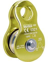 Polea de reenvío Mobile Pulley Helios de Alpidex, Farbe:green