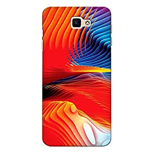 DASM United Samsung On Nxt Premium Back Case Cover - Abstract Color Shades