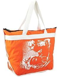 Frankie's Garage Lovers Beach Bag - Bolso de hombro de lona unisex