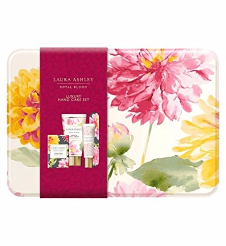 Laura Ashley Royal Bloom Luxus Hand Pflege Geschenk Set für Weihnachten-Jubiläum-Diwali-Geburtstag-Ramadan-Danke-etc / Laura Ashley Royal Bloom Luxury Hand Care Gift Set For Xmas-Anniversary-Diwali-Birthday-Ramadan-Thank you-etc