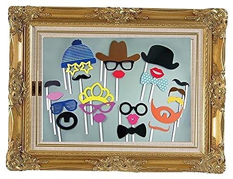 Stillshine - Photo Booth Props DIY Funny Mask Photo Props