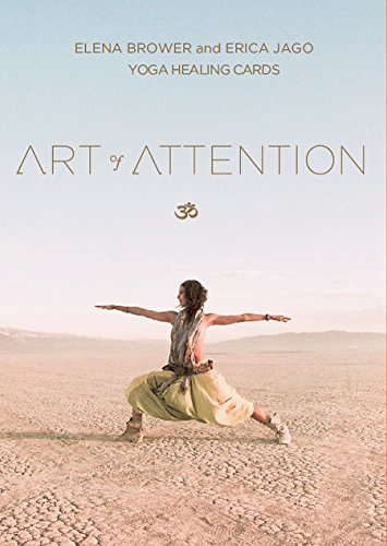 Art of Attention: Yoga Healing Cards por Elena Brower