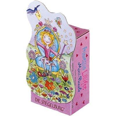 8691 - Mini-Puzzle Prinzessin Lillifee, rosa, 40 Teile