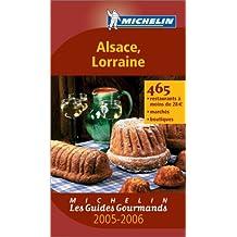 Les Guides Gourmands : Alsace - Lorraine