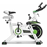 BICICLETA DE SPINNING FITNESS - MICROCOMPUTADORA LCD -SPIN EXTREME