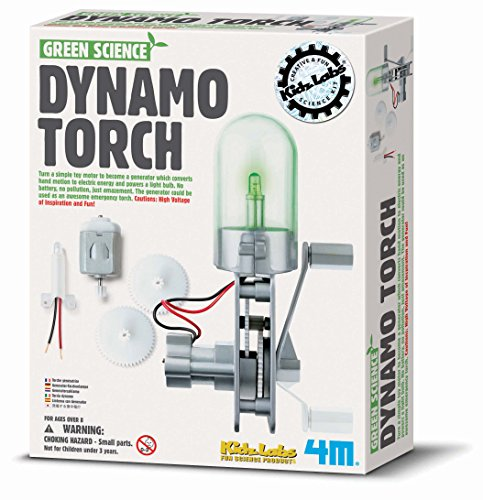 4M - Dynamo Torch, Juguetes educativos (004M3263)