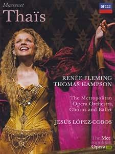 Massenet: Thais - The Metropolitan Opera [DVD] [NTSC] [Region 0] [2010]