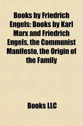 Books by Friedrich Engels
