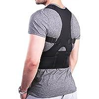 Tiaobug Bauch- und Rückenstützgürtel Verstellbarer Rückengurt Rückenbandage Geradehalter Rückenhalter zur Haltungskorrektur... preisvergleich bei billige-tabletten.eu