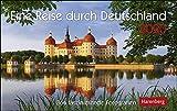 Eine Reise durch Deutschland Premiumkalender. Tischkalender 2020. Tageskalendarium Spiralbindung. Format 23 x 17 cm - Andrea Weindl